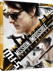 mission impossible 5 - rogue nation - steelbook - Blu-Ray