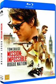 mission impossible 5: rogue nation - Blu-Ray