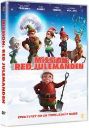 mission red julemanden / saving santa - DVD
