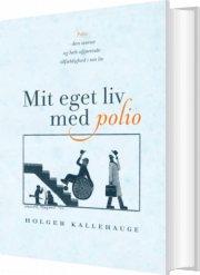 mit eget liv med polio - bog