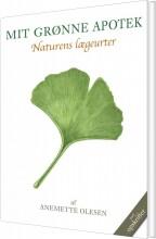 mit grønne apotek - bog