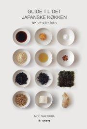 guide til det japanske køkken - bog