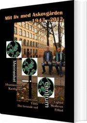 mit liv med askovgården 1943 - 2012 - bog