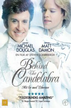 behind the candelabra / mit liv med liberace - DVD
