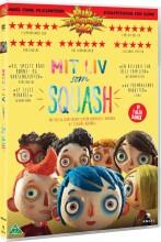 mit liv som squash / my life as a zucchini - DVD