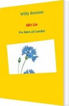 mit liv - bog