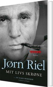 mit livs skrøne - selvbiografi - bog