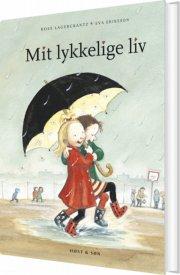 mit lykkelige liv - bog