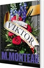 mit navn er viktor - bog