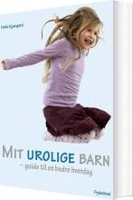 mit urolige barn - bog