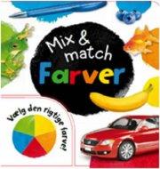mix og match farver - bog