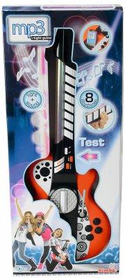 my music world legetøjs guitar med lys og lyd - Kreativitet