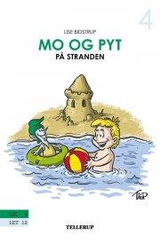 mo og pyt #4: mo og pyt på stranden - bog