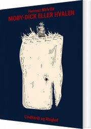 moby-dick eller hvalen - bog