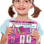 mode malebog til børn - fashion designer - Kreativitet