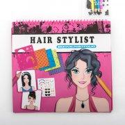 mode malebog til børn - hør stylist - Kreativitet
