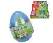 modellervoks dino æg legetøj - Kreativitet