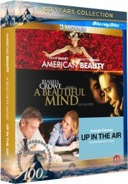 american beauty // a beautiful mind // up in the air - Blu-Ray