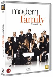 modern family - sæson 5 - DVD