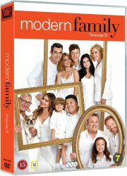 modern family - sæson 8 - DVD