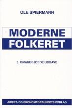 moderne folkeret - bog