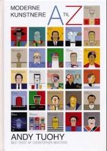moderne kunstnere a til z - bog