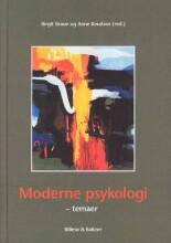 moderne psykologi - temaer - bog