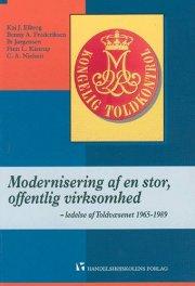 modernisering af en stor, offentlig virksomhed - bog