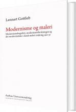 modernisme og maleri - bog