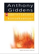 modernitetens konsekvenser - bog
