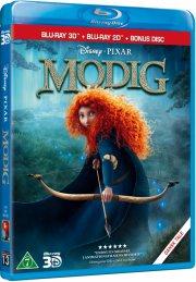 modig / brave  - 3D + 2D Blu-Ray