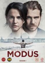 modus - sæson 1 - DVD