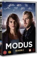 modus - sæson 2 - DVD