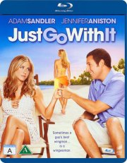 just go with it / mød min måske kone - Blu-Ray