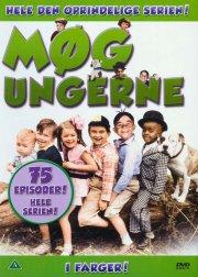 little rascals / møgungerne - DVD