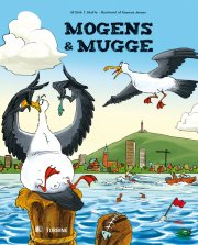 mogens & mugge - bog