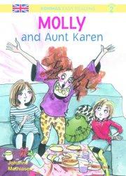 molly and aunt karen - bog