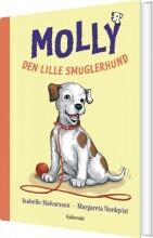 molly 1 - den lille smuglerhund - bog