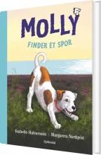 molly 3 - molly finder et spor - bog