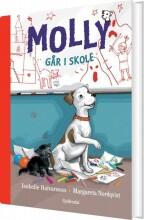molly 5 - molly går i skole - bog