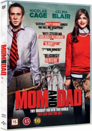 mom and dad - 2017 - DVD