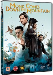 monk comes down the mountain - DVD