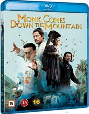 monk comes down the mountain - Blu-Ray