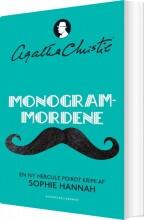 monogram-mordene - bog