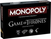 game of thrones monopoly - collectors edition - Brætspil