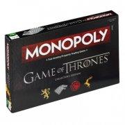 monopoly: game of thrones udgave - engelsk - Brætspil