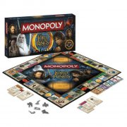 monopoly lord of the rings edition - Brætspil
