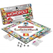 monopoly nintendo edition - Brætspil