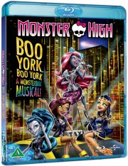 monster high - boo york, boo york - Blu-Ray