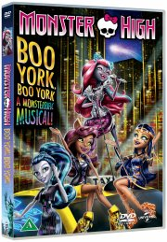 monster high - boo york, boo york - DVD